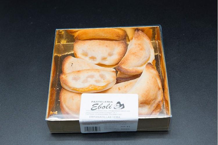 Empanadillas de Mazapán