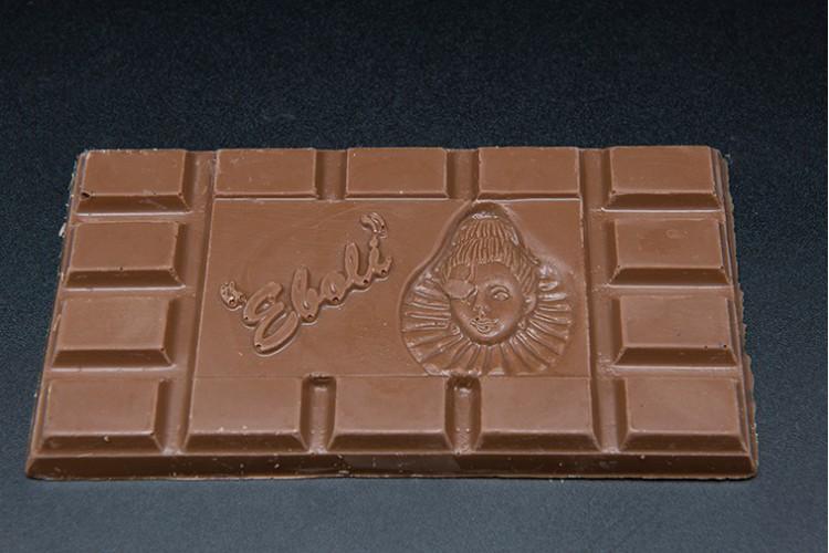 Tableta de chocolate con leche 100gr