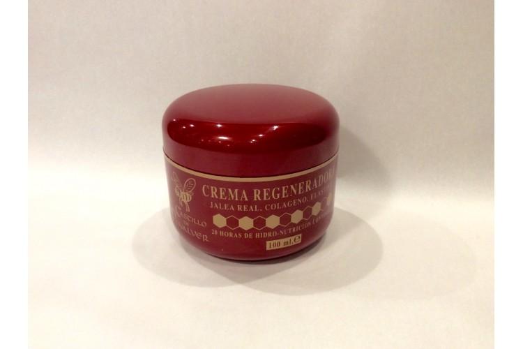 Crema regeneradora con miel