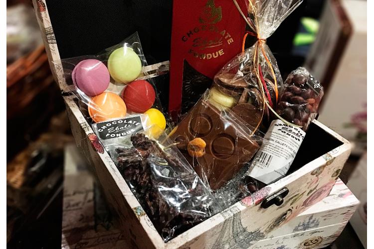 Caja de tentaciones chocolate