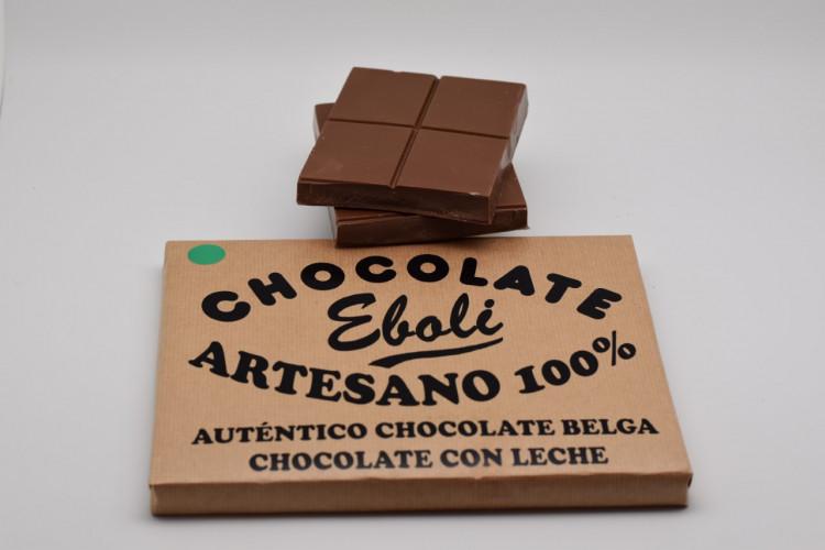 Tableta chocolate con leche 35% de cacao 1kg