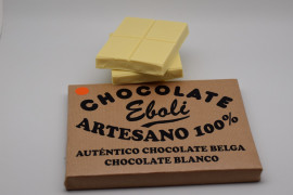 Tableta 1kg chocolate blanco